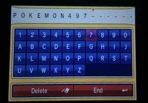 pokemon code ruby sapphire