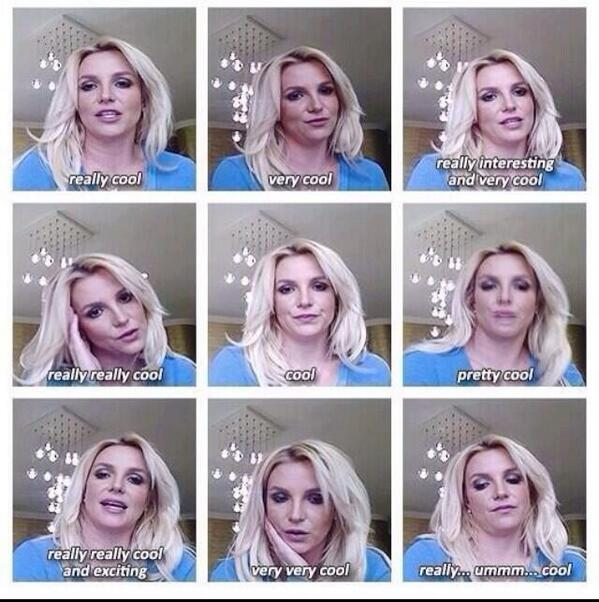 Britney GIF Collection